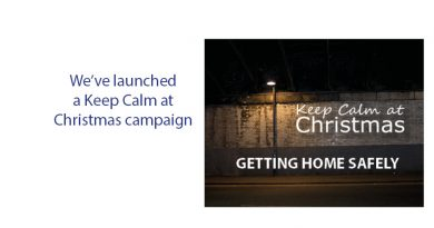 COUNTY DURHAM DRUG & ALCOHOL RECOVERY SERVICE OFFERS TIPS TO 'KEEP CALM AT CHRISTMAS'