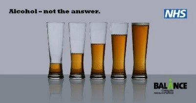 Alcohol – Not the Answer